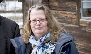 Det blev också en omröstning om Petra Gahm skulle få sitta kvar i föreningen. Med en liten majoritet på sin sida fick hon stanna.