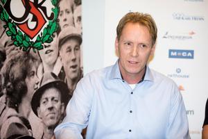 ÖSK:s sportchef Magnus Sköldmark. Arkivfoto: Daniel Patiño Flor