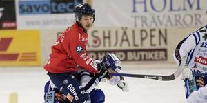 Hans Andersson räknar med att vara borta i alla fall sex veckor.