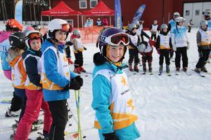 Under helgen erbjuder Källviksbacken i Falun gratis lift upp i backen.