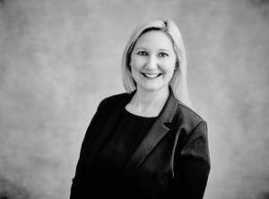 Lisa Bjurén:  Hotellchef på Vox hotel