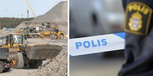 Företaget Cramo blev bestulet på maskiner och verktyg för 119 000 kronor. Foto: Helene Skoglund/arkiv, Fredrik Sandberg/TT
