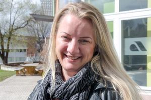 Annika Ekehall, 41, handläggare, Kvissleby: