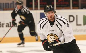 Anton Rödin är tillbaka som spelare och lagkapten i Brynäs IF.