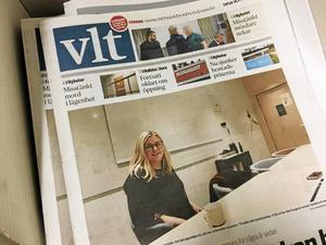 Fånga tvestjärtar med VLT. Foto: Maria Slagbrand