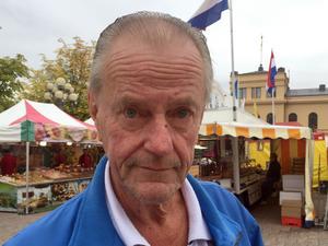 Ulf Åberg, 65 år, pensionär, Sundsvall