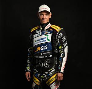 Fredrik Lindgren. Foto: Speedway GP