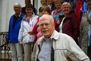 I över 20 har har Sven G Bergkvist guidat besökare genom Södra Dalarna.