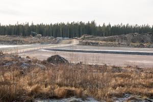 Här, vid Tuna i Sandviken, ska Microsofts datacenter ligga.