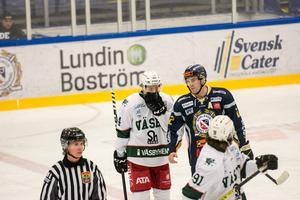 Markus Persson klev fram som stor matchhjälte, tillsammans med målvakten Alexander Johansson, och avgjorde med sitt 3–2-mål i slutet av matchen.