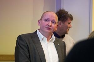 Daniel Persson (SD) vill se en kraftig reducering i skarvstammen.