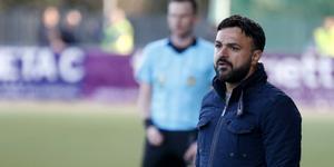 Korosh Hatamis Syrianska föll med 1-4 borta mot Dalkurd