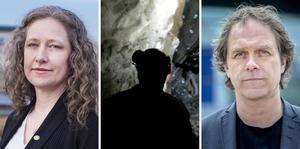 En industri beroende av ändliga resurser kan aldrig vara en fullt ut hållbar industri, skriver miljöpartisterna Pär Holmgren och Amanda Palmstierna.