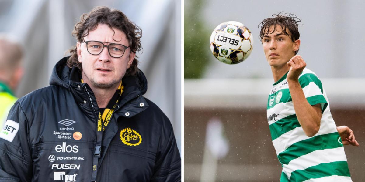 """Elfsborgs klubbchef fåordig om VSK-försvararen: """"Ett transferfönster som stundar"""""""