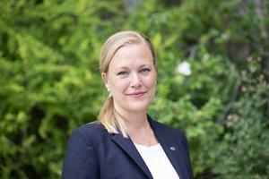 Annelie Börjesson, ordförande i Svenska FN-förbundet. Foto: Svenska FN-förbundet
