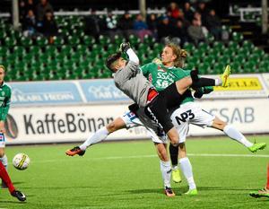 Gustav Sundström lämnar IK Brage.