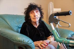 93-åriga Asta Norman berättade att hon vägrar att åka till Ljusdal för att få coronavaccin.