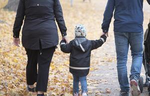 Inom både konservativa och nationalistiska idétraditioner är familjen en fundamental grundpelare för samhället. Abort är ett ingrepp mot kvinnans finaste uppdrag: moderskapet. Foto: Fredrik Sandberg/TT