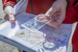 Från tidig vår till sen höst finns orienterings-checkpoints att registrera.  I år kommer den tionde kartan ut med nya kontroller.