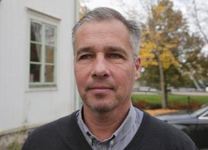 Niklas Bodin är EcoDC:s projektledare och kommer även att leda projektet i Smedjebacken.