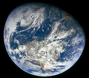 Tellus. Foto: NASA