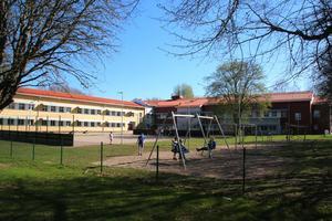 Hidinge skola har på grund av stor inflyttning fått många elever.