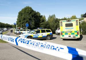 Händelsen inträffade vid Sidsjöbäcken på förmiddagen den 8 september.