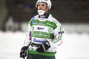 Simon Jansson stod för ett mål och två assist.