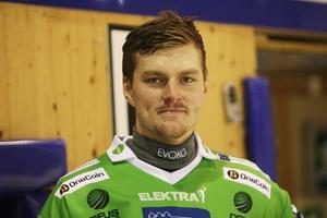 Erik Persson lämnar mästarlaget för spel i Sirius.