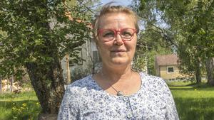 Kerstin Törngren integrationssamordnare i Skinnskattebergs kommun är en av de delaktiga i projektet Kvinna in i Sverige.