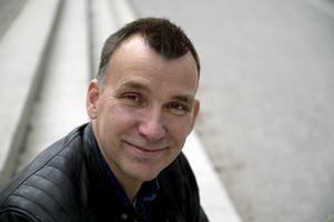 """Anders Widmark har skrivit musik och manus till """"A music story"""", som går upp på svenska biografer den 14 juni. Foto: Janerik Henriksson/TT"""