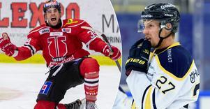 Örebro Hockey och HV71 drabbar samman i ett genrep inför SHL-premiären på fredagkvällen. Här är laguppställningarna.