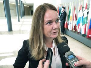 Landsbygdsminister Jennie Nilsson (S) måste ge förutsättningar för att små kommuner även i fortsättningen för stöd för att förnya bostäder, skriver Ewa-Leena Johansson, kommunalråd i Ljusnarsberg (S).