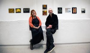 Tania Fred och Kenneth Edlund.