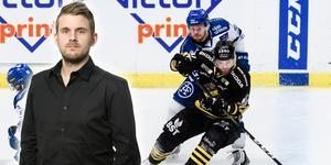 Andreas Hanson om förutsättningarna inför match ett mellan AIK och Leksand. Foto: Bildbyrån