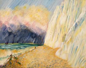 Foto: Per MyrehedPå 1930-talet fick Sigrid Hjerténs landskap en ny färgskala. Här