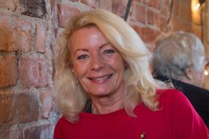 Pia Nilsson (S), riksdagsledamot.