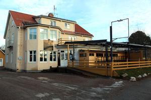 Corner House i Junsele.