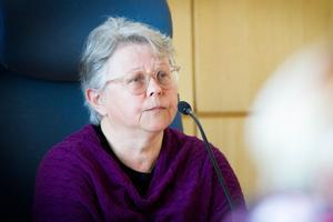 Erika Engberg (S), ordförande i Bollnäs socialnämnd.