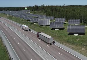 Solelen förväntas få ett genombrott i Sverige de kommande åren. Foto: TT