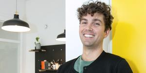 Industridesignern Jacob von Matern drog i gång produktionen av ett eget friluftsmärke med hjälp av en lyckosam gräsrotsfinansiering.