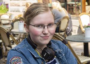 Sara Gustavsson, 19 år, studerande, Sundsvall