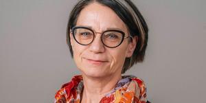 Anna-Greta Gårding, chef för Ledarnas a-kassa. Foto: Pressbild