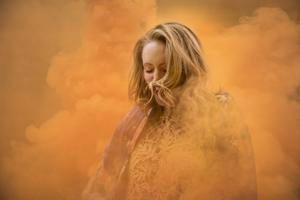 Louisa Lyne, född 1982. Pressbild: Sara Ljunggren.