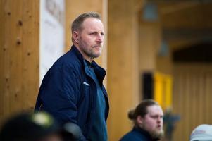 Stefan Smedberg, tränare i Kovland.