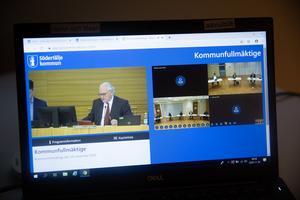 Måndagens budgetfullmäktige städades av på 36 minuter.