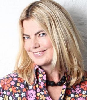 Författaren och illustratören Jeanette Milde ställer ut i Ängelsberg i sommar.Foto: PressbildFoto: Pressbild