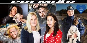 VLT:s nyhetschefer Helena Grahn och Cecilia Rindbäck Tiger.