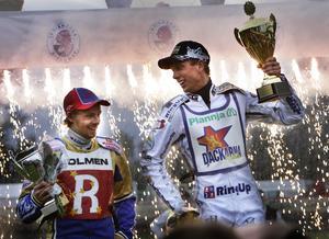 2007 vann Jonsson SM i Dackarnas färger.