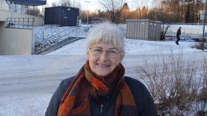 Eeva-Liisa Nilsson, 67 år, pensionär, Njurunda.